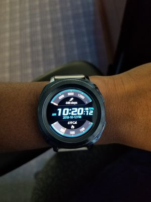 Samsung Sport watch (military grade/fitness) for Sale in Denver, CO