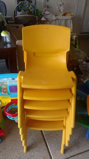 Kid chairs for Sale in Chula Vista, CA