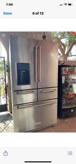 KitchenAid refrigerator for Sale in Riverside, CA