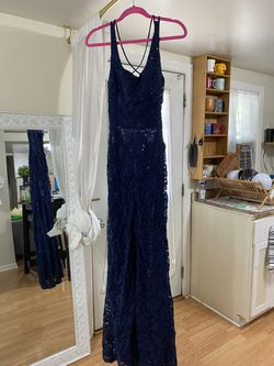 New Navy blue cocktail dress for Sale in Trumbull,  CT