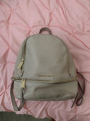 Michael Kors pink backpack for Sale in Henderson, NV
