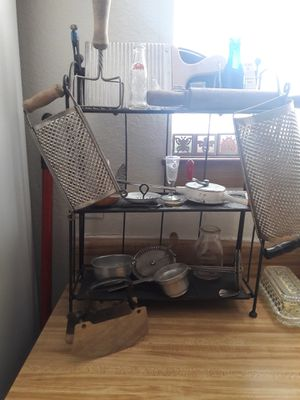 Collectible old Kitchen Utensils (Lot) for Sale in Westminster, CO