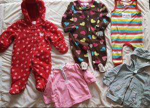 Baby girl clothes size 6 months for Sale in Grapevine, TX
