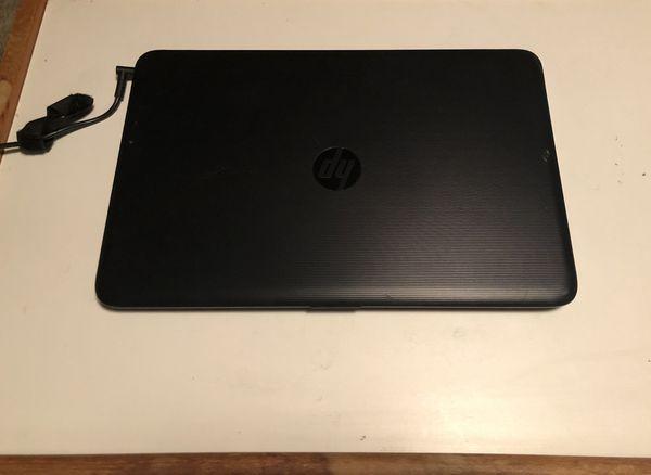 "HP 15.6"" Touchscreen Laptop Intel I3-6100U 6GB RAM 2.30GHZ 1TB HDD DVDRW Win 10"