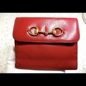 Gucci Red Wallet for Sale in El Monte, CA