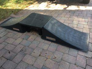 1080 skateboard scooter ramp and platform $30 for Sale in Sebring, FL