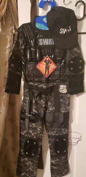 (SWAT COSTUME) NUEVO NUNCA USADO for Sale in Lynwood, CA