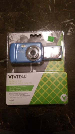 VIVITAR Digital camera for Sale in FAIRMOUNT HGT, MD