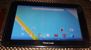 "Android Tablet Visual Land Prestige Elite 9QL 9"" Quad Core for Sale in Pinellas Park, FL"