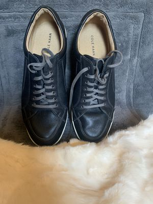 Cole Haan mans leather shoes size (13) for Sale in Irving, TX
