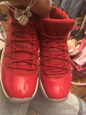 Retro Jordan's 11 Size 7 Y going for $140 for Sale in Silver Spring, MD