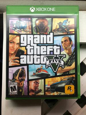 Gta5 xbox one for Sale in Fresno, CA