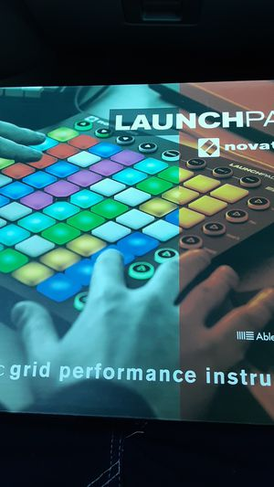 Novation, launchpad w/ableton live lite. for Sale in San Jose, CA