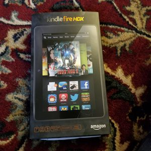 kindle fire hdx tablet for Sale in Kent, WA