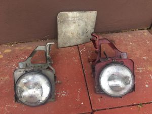 NA Miata left and right Headlight assembly and a cover for Sale in Miami, FL