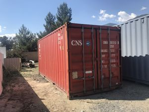 20' STORAGE CONTAINERS for Sale in San Bernardino, CA