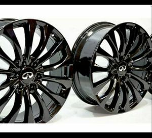 "22"" Infiniti QX80 QX56 OEM Wheels Rims for Sale in Solana Beach, CA"