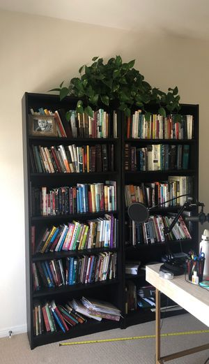 Expresso Colored Bookshelves for Sale in Chula Vista, CA