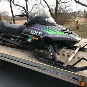 1993 Arctic Cat EXT 550 Snowmobile $1250 for Sale in Barrington, IL