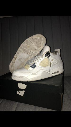 "Air Jordan retro 4 ""Pure Money"" size 13 for Sale in Gaithersburg, MD"