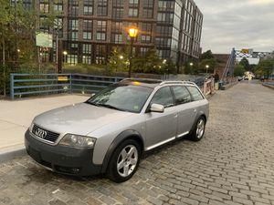 2001 Audi allroad Station wagon Quattro always drive for Sale in Brooklyn, NY
