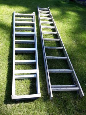 2 ladders for Sale in Bremerton, WA