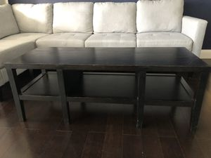 Wood Coffee Table for Sale in Brooklyn, NY
