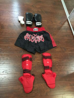 SPARRING EQUIPMENT for Sale in Carson, CA