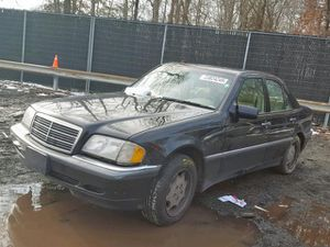 1999 MERCEDES-BENZ C 280 2.8L 769198 Parts only. U pull it yard cash only. for Sale in Temple Hills, MD