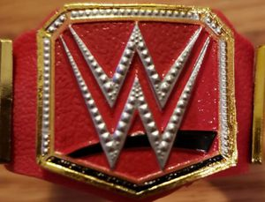 New WWE Universal Championship Belt. (For WWE Action Figures) for Sale in Apopka, FL
