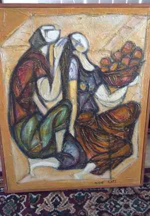 Painting by Moshe Katz for Sale in San Diego, CA