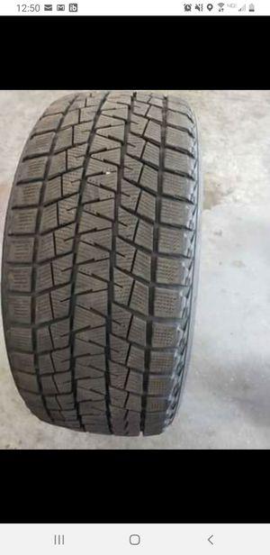 Set of 4 Bridgestone Blizzak DV1 Winter Tires for Sale in Petersburg, VA
