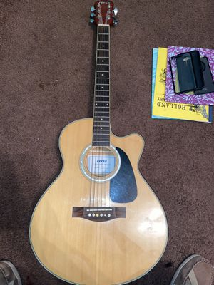 Acoustic Guitar, Electric Guitar and Guitar Amp for Sale in Fresno, CA