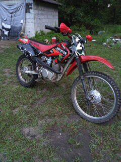 2003 Honda xr120r for Sale in Gaston, SC