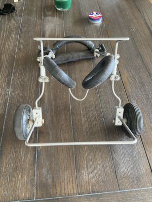 K9 carts small dog wheelchair for hind legs for Sale in Irvine, CA
