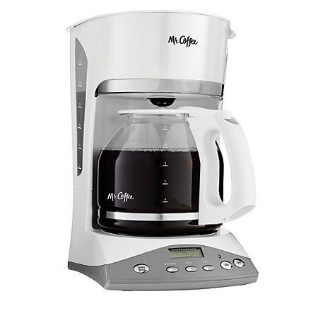 Brand new Mr. Coffee Programmable coffee machine