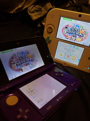 2 Nintendo 3ds with games and carrying case! for Sale in Seattle, WA