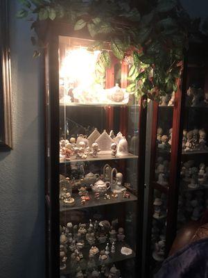 Precious Moments Curio Cabinet for Sale in Grand Prairie, TX