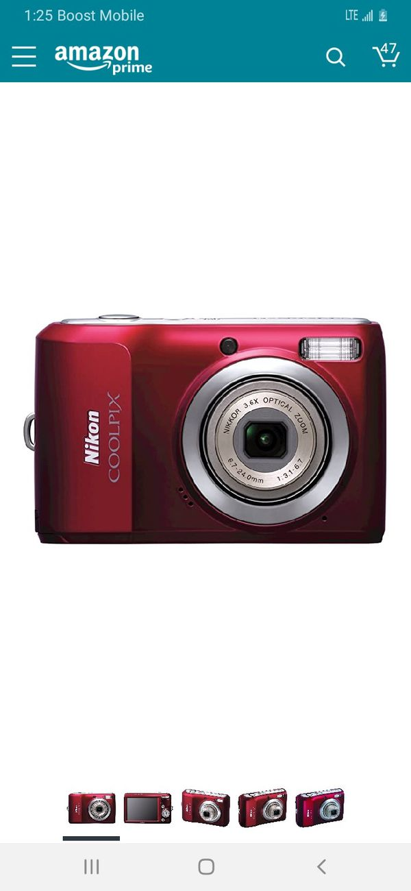 Nikon colonic camera