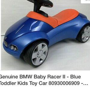 Toddler kids Racer BMW Toy Car Use $20 Obo for Sale in Compton, CA
