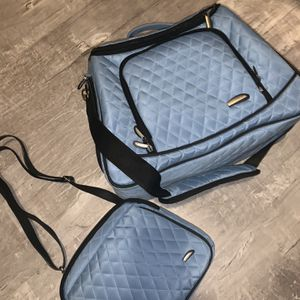 Blue diaper bag for Sale in Orting, WA