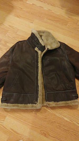 XOXO genuine leather jacket for Sale in Millstone, NJ