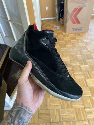 Retro Jordan 22 black for Sale in Los Angeles, CA