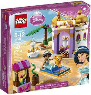 New Retired Lego Disney Princess Jasmine's Exotic Palace Sealed 41061 Set for Sale in Lynnwood, WA