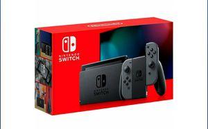 Nintendo switch V2 grey for Sale in Los Nietos, CA