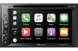PIONEER AVH-1550NEX APPLE CARPLAY ANDROID AUTO DVD BLUETOOTH STEREO NEW for Sale in San Diego, CA