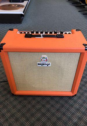 Orange Crush 30R guitar amp. for Sale in East Wenatchee, WA