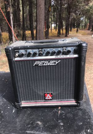 Peavey transtube blazer 158 for Sale in Bend, OR