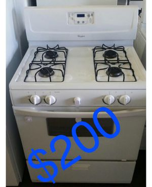 Whirlpool gas stove for Sale in San Diego, CA