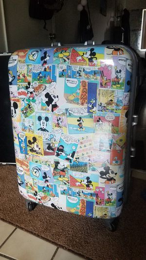Collectable Disney Luggage Case for Sale in Portland, OR